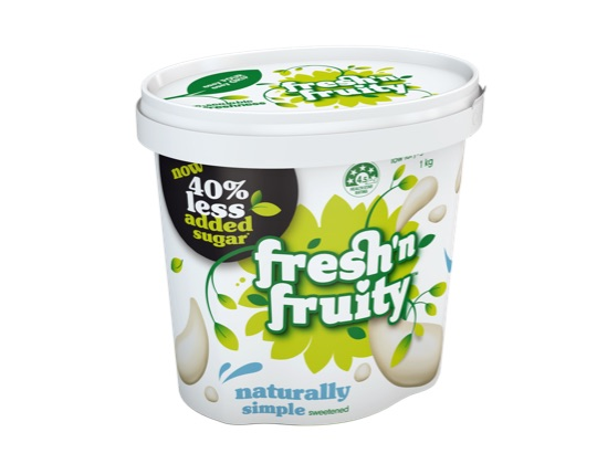 Fresh'n Fruity Naturally Simple 1kg