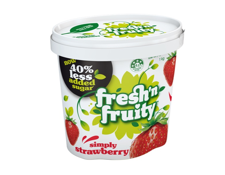 Fresh'n Fruity Simply Strawberry 1kg