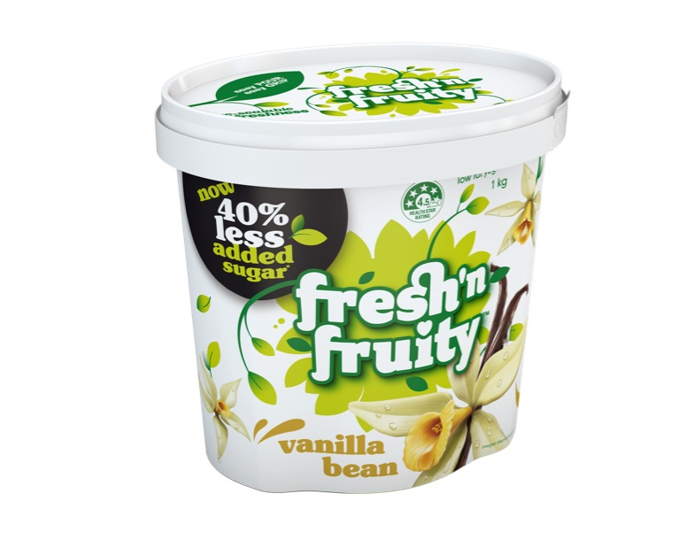 Fresh'n Fruity Vanilla Bean 1kg