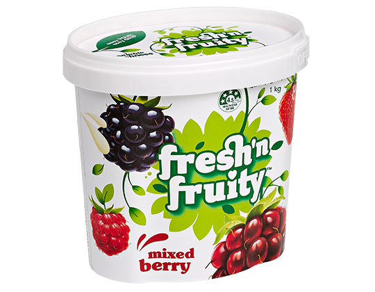 Fresh'n Fruity Mixed Berry 1kg