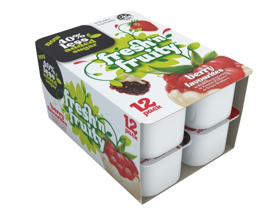 Fresh'n Fruity Berry Favourites 12 pack