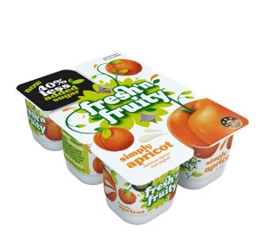 Fresh'n Fruity Simply Apricot 6 pack