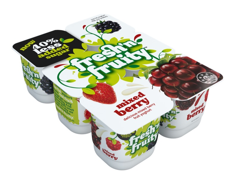 Fresh'n Fruity Mixed Berry 6 pack