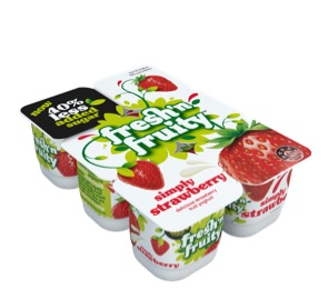 Fresh'n Fruity Simply Strawberry 6 pack