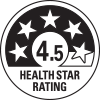 4 star health rating